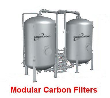 Modular Carbon Adsorption System